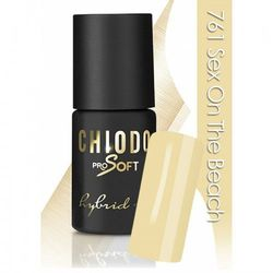 Chiodo PRO Soft Iluminous - lakier hybrydowy - Sex on the Beach 761