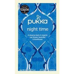 Pukka Organic Night Time Tea Bags 20 per pack