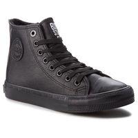 Damskie obuwie sportowe, Trampki BIG STAR - BB274753 Black