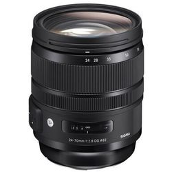 Sigma obiektyw A 24-70/2.8 A DG OS HSM Canon