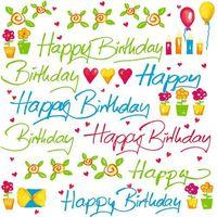 Serwetki papierowe, Serwetki papierowe urodziny 33x33cm 20szt PELIKAN - Happy Birthday