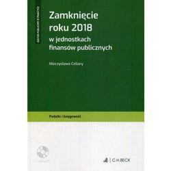 Zamknięcie roku 2018 w jednostkach finansów publicznych + CD - Mieczysława Cellary