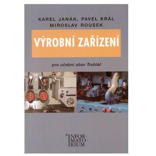 Pozostałe książki, Výrobní zařízení Karel Janák