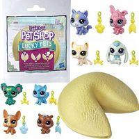 Figurki i postacie, Figurka podstawowa Littlest Pet Shop Lucky Pets