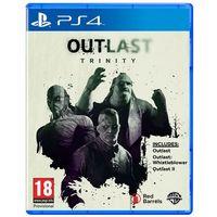 Gry na PlayStation 4, Outlast Trinity (PS4)