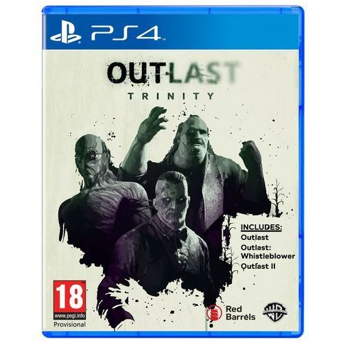 Gry na PlayStation 4, Outlast Trinity (PS4)