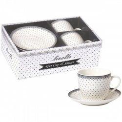 Komplet filiżanek do kawy herbaty, filiżanka 2764