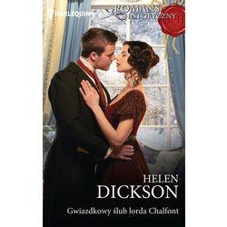 Gwiazdkowy ślub lorda Chalfont - Helen Dickson (MOBI)