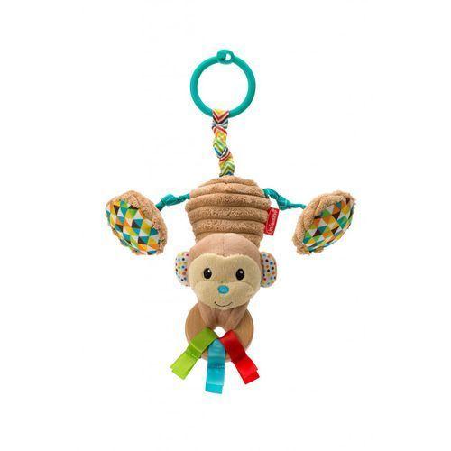 Grzechotki i gryzaki, Wibrująca małpka gryzak zawieszka 5O31AM