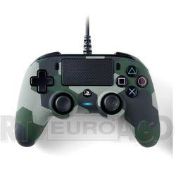 Wired Compact Controller Camo Green do PS4 Kontroler NACON