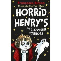 Horrid Henry's Halloween Horrors (opr. miękka)