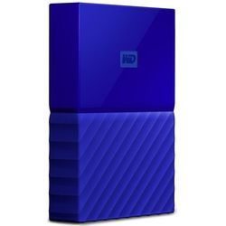 Dysk WD My Passport 2TB HDD Niebieski