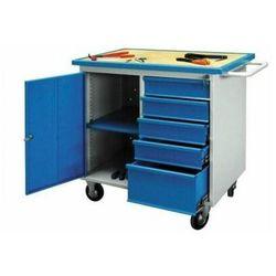 Wózek szafka narzędziowa SZWN 251 do warsztatu metalowy kółka