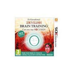 Dr Kawashimas Devilish Brain Training 3DS