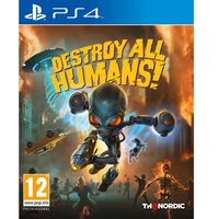 Gry na PlayStation 4, Destroy All Humans! (PS4)