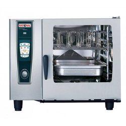 Piec konwekcyjno-parowy | elektryczny | 400V | 6 x GN2/1 lub 12 x GN1/1