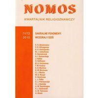 Książki religijne, Kwartalnik religioznawczy Nr 71/72 2010 (opr. miękka)