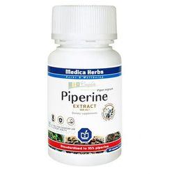Piperine 45:1 20mg Piperyna 60kaps Medicaherbs