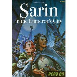 Sarin in Emperor's City + CD (opr. miękka)