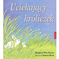 Książki dla dzieci, UCIEKAJĄCY KRÓLICZEK (opr. twarda)