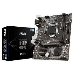 MSI Płyta główna H310M PRO-VDH PLUS S1151 2DDR4 VGA/DVI/HDMU uATX