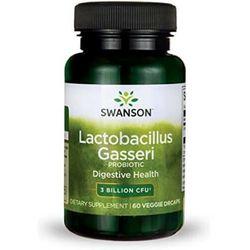 Lactobacillus gasseri 3 billion CFU 60 kapsułek SWANSON