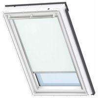 Rolety, Roleta na okno dachowe VELUX elektryczna Premium DML SK08 114x140 zaciemniająca