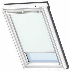 Roleta na okno dachowe VELUX elektryczna Premium DML SK08 114x140 zaciemniająca