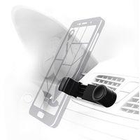 """Uchwyty do nawigacji, Uniwersalny uchwyt GSM """"Flipper"""", dla urządzeń o szerokości od 4.8 do 9cm"""
