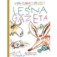 Książki dla dzieci, Leśna gazeta (opr. twarda)