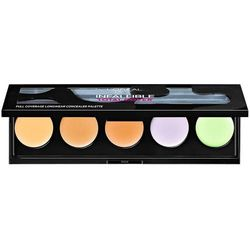 L'Oreal Paris, Infallible Total Cover Palette. Paleta z korektorami do twarzy, 10g - Loreal Paris