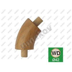 DĄB-Kolano DUB (OAK), D42,4x2mm/45°