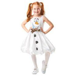 Kostium Frozen 2 Olaf sukienka dla dziewczynki - Roz. M