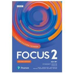 Focus 2 2ed. SB A2+/B1 + Digital Resources PEARSON
