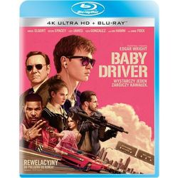 Baby Driver (2D+4K UHD) (Blu-ray) - Edgar Wright