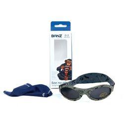 Okulary przeciwsłoneczne dzieci 0-2lat UV400 BANZ - Graffiti