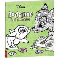 Kolorowanki, Disney Rodzinne kolorowanie - Ameet OD 24,99zł DARMOWA DOSTAWA KIOSK RUCHU