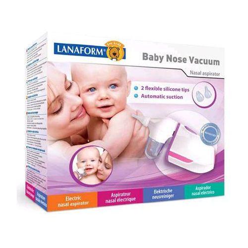 Aspiratory i gruszki, Elektroniczny aspirator / odciągacz do nosa Baby Nose Vacuum