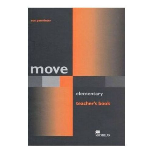 Książki do nauki języka, Move Elementary. Książka Nauczyciela (opr. miękka)