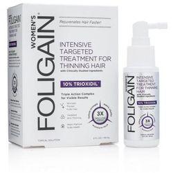Lotion Foligain z Trioxidilem na słabe włosy dla kobiet 60ml