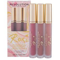 Makeup Revolution London Roxxsaurus Ride or Die Lip Collection zestaw zestaw