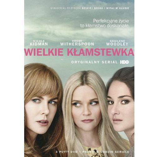 Pozostałe filmy, WIELKIE KŁAMSTEWKA (3DVD) (Płyta DVD)