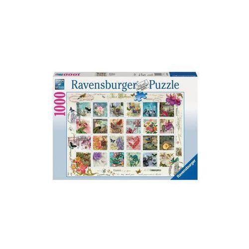Puzzle, RAVEN Puzzle Kolekcja Znaczków