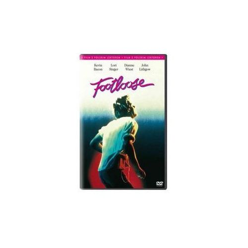 Filmy muzyczne, Footloose (DVD) - Herbert Ross DARMOWA DOSTAWA KIOSK RUCHU