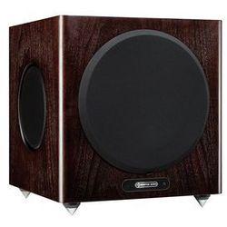 Monitor Audio Gold W12 - Ciemny orzech