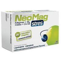 Witaminy i minerały, NEOMAG STRES x 50 tabletek