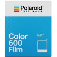 Pozostała fotografia, Polaroid Originals 600 Color wkład do aparatu Polaroid z białymi ramkami