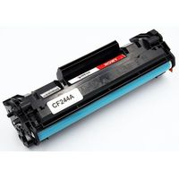 Tonery i bębny, Toner CF244A - 44A do HP LaserJet Pro M15 M15a M15w / M28 M28a M28w / Czarny / 1000 stron / Nowy zamiennik / DD-Print