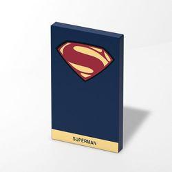 TRIBE DC Movie Powerbank Deck 4000 mAh Superman