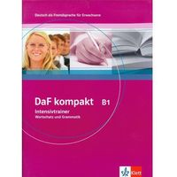 Językoznawstwo, Daf Kompakt B1 Intensivtrainer (opr. miękka)